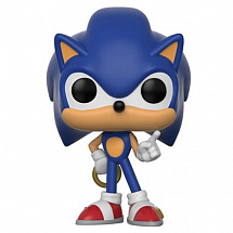 Pocket POP! Брелок: Sonic: Sonic with Ring 20289