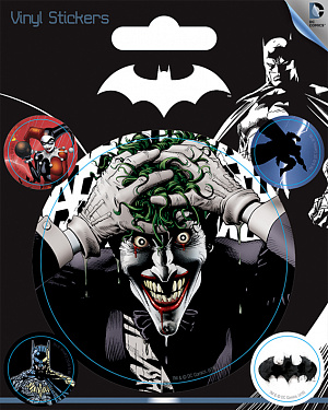 Наклейки Pyramid – DC Comics (Batman)