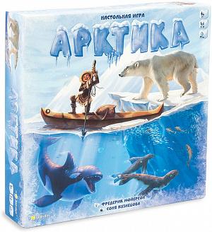 Настольная игра Арктика фото