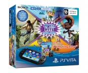 PS Vita Slim Wi-Fi + 4 игры + Memory Card 8Gb