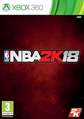 NBA 2K18 (Xbox360) (GameReplay)