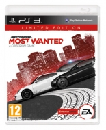 Need for Speed: Most Wanted Limited Edition (PS3) (GameReplay)