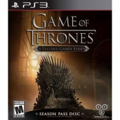 Game of Thrones - A Telltale Games Series (PS3)