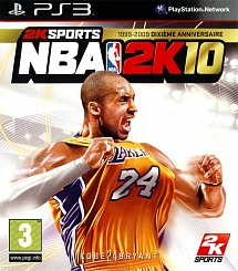 NBA 2K10 (PS3) (GameReplay)