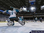 Скриншот NHL 06 (PC-DVD), 3