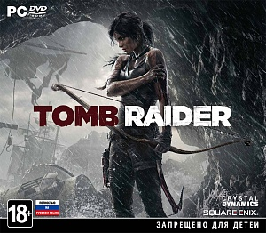 Tomb Raider (PC-Jewel)