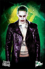 Постер Maxi Pyramid – DC Suicide Squad (The Joker) (61 x 91 см)