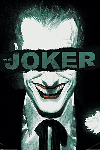 Постер Maxi Pyramid – DC: The Joker (Put on a Happy Face)