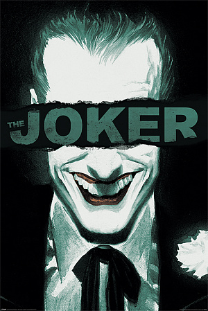 Постер Maxi Pyramid – DC: The Joker (Put on a Happy Face) фото