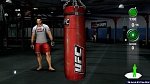 Скриншот UFC Personal Trainer: The Ultimate Fitness System (Xbox 360), 1
