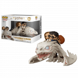 Фигурка Funko POP Rides Harry Potter – Dragon w/Harry, Ron, & Hermione (50815)