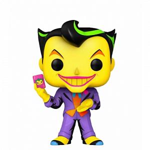 Фигурка Funko POP DC: Black Light – Joker (Exc) (51723)