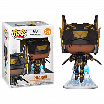 Фигурка Funko POP Games: Overwatch – Pharah (Anubis) (Exc)