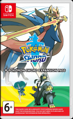 Pokemon Sword + Expansion Pass (Nintendo Switch)