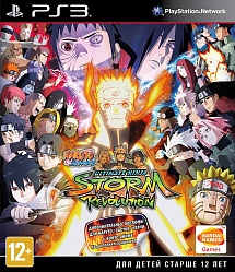 Naruto Shippuden Ultimate Ninja Storm Revolution (PS3)