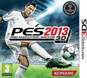 Pro Evolution Soccer 2013 3D (3DS)