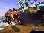 Скриншот Ice Age 3 Dawn of the Dinosaurs (PS2), 2
