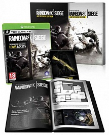 Tom Clancy's Rainbow Six: Осада. Collector's Edition (XboxOne)