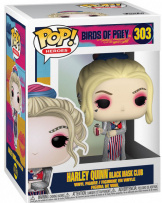 Фигурка Funko POP DC: Birds of Prey – Harley Quinn (Black Mask Club) (44369)