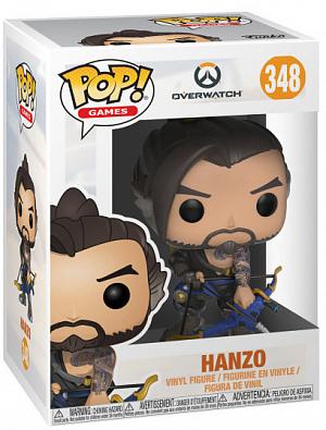 Фигурка Funko POP Games: Overwatch – Hanzo фото
