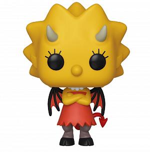 Фигурка Funko POP Simpsons – Demon Lisa фото