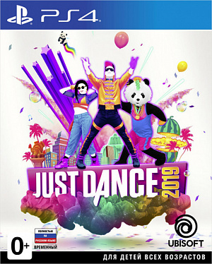 Just Dance 2019 (PS4) фото