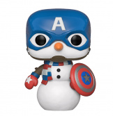 Фигурка Funko POP Marvel: Holiday – Capt America
