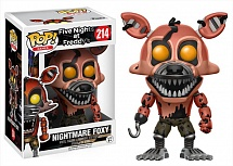 Фигурка Funko POP! Vinyl: Games: FNAF: Nightmare Foxy