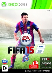 FIFA 15 (Xbox360) (GameReplay)
