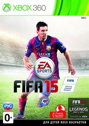 FIFA 15 (Xbox360)