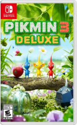 Pikmin 3 – Deluxe (Nintendo Switch)