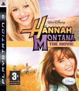 Hannah Montana: The Movie (PS3) (GameReplay)