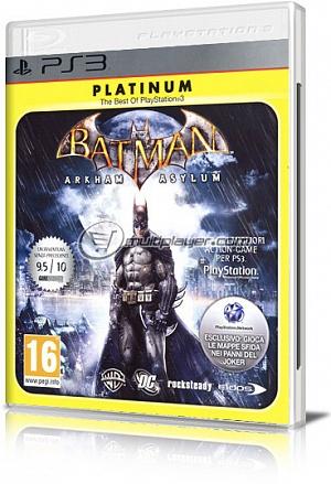 Batman Arkham Asylum GOTY (PS3)