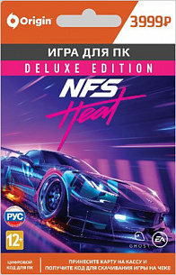 Need for Speed: Heat. Deluxe Edition (PC-цифровая версия)