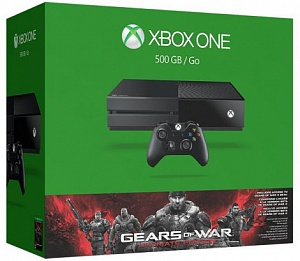 Xbox One + Gears of War Ultimate Edition