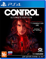 Control. Ultimate Edition (PS4)