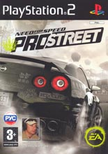 Need for Speed ProStreet (PS2)