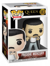 Фигурка Funko POP Queen – Freddie Mercury Radio Gaga (33735)