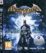 Batman: Arkham Asylum (PS3) (GameReplay)