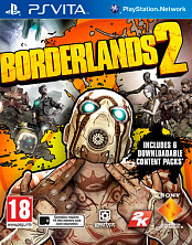 Borderlands 2 (PSVita) (GameReplay)