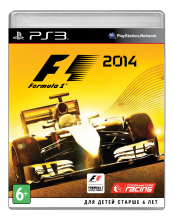 F1 2014 (PS3) (GameReplay)