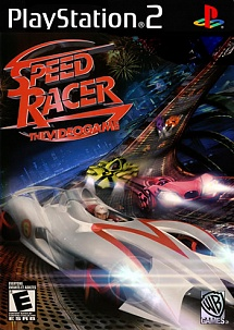 Speed Racer The Videogame (PS2)