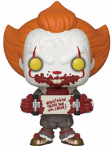 Фигурка Funko POP  IT Chapter 2 – Pennywise w/ Skateboard (40628)