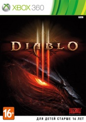 Diablo 3 (III) (Xbox 360) (GameReplay)