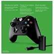 Скриншот Controller Wireless with Play & Charge Kit Black (Xbox One), 1