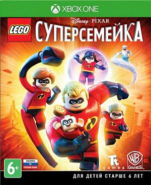 LEGO Суперсемейка (Xbox One) фото