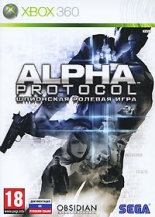 Alpha Protocol (Xbox 360) (GameReplay)