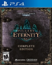 Pillars of Eternity Complete Edition [PS4, английская версия]