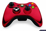 Скриншот Controller Wireless R Chrome Series Red, 1