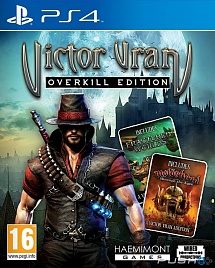 Victor Vran Overkiller edition(PS4)